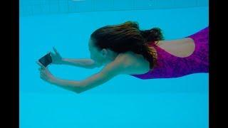 connectYoutube - Testing Iphone X underwater by Carla Underwater