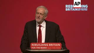 UK labour leader calls for clampdown on unfettered capitalism