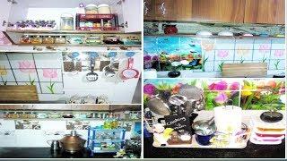 My kitchen tour/ organization idea and tips/ கிட்சன் டூர் ,ஓர்கனைசஷன் ஜடியாஸ்