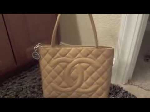 e3858c68c4ad Chanel Medallion Tote Review - YouTube