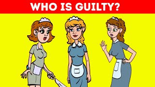 7 Crime Riddles That Will Trick Your Mind