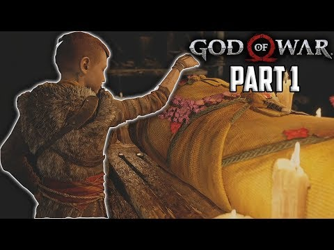 The Road Starts Now![God of War Part 1]