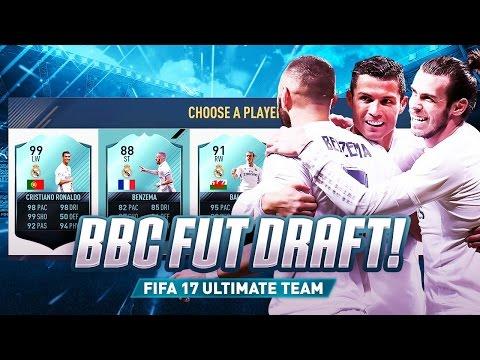 FIFA 17 CHALLENGE [#20] - BBC DRAFT!