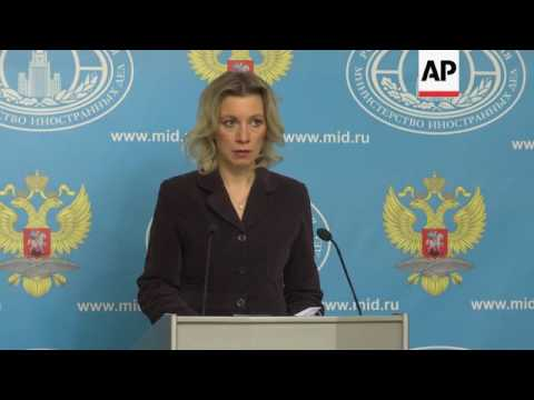 Moscow reacts to arrest of Russians in Turkey
