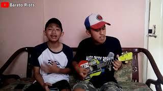 KARMA GUYON WATON Cover by Erlangga Gusfian ft Bareto Riots
