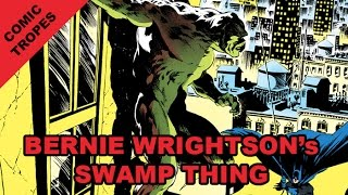 Bernie Wrightson's Swamp Thing: Detail and Darkness - Comic Tropes (Episode 46)
