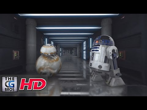 "CGI & VFX - VR 360° Showcase 4K: ""360° STAR WARS - The Great Escape VR""  - by  Charbel Koussaifi"