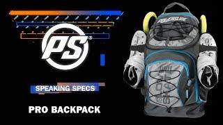 Powerslide Pro backpack - Powerslide Speaking Specs