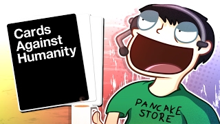 Daithi De Tired - Cards Against Humanity Online! (Funny Moments)