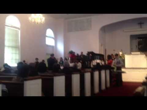 Charleston SDA School Bell Choir Dec. 2012