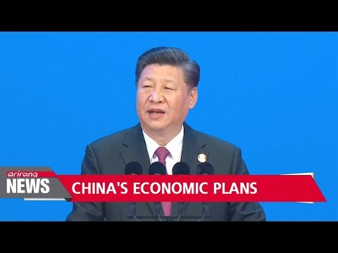 """Chinese President Xi Jinping to push for """"win-win results"""" in trade disputes with the U.S."""