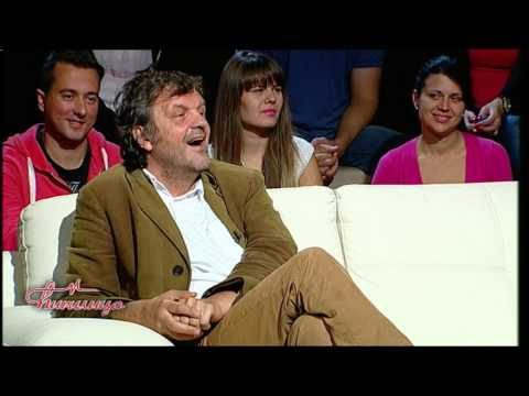 Cirilica -Emir Kusturica - (TV Happy 06.09.2014.)