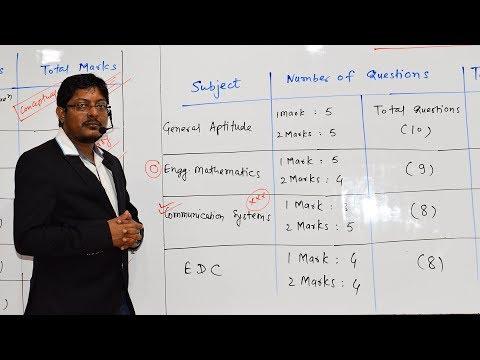 GATE 2018 Analysis (EC)