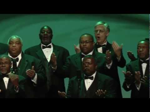 HOW SWEET THE SOUND 2012 - 100 MEN IN BLACK MALE CHORUS