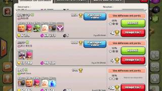 clash of clans comment placer ta base