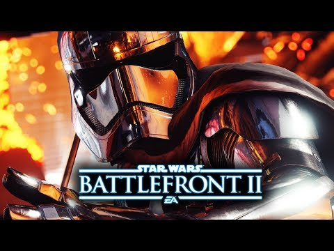 Star Wars Battlefront 2 - Captain Phasma! HOW TO DOMINATE! New Gameplay Tips | Star Wars HQ