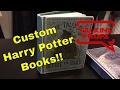 Prop Talk -  Custom Harry Potter Wizarding Text Books