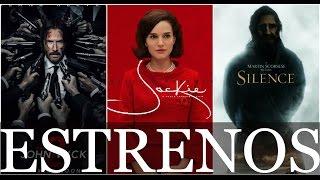 JOHN WICK 2 / SILENCIO / JACKIE