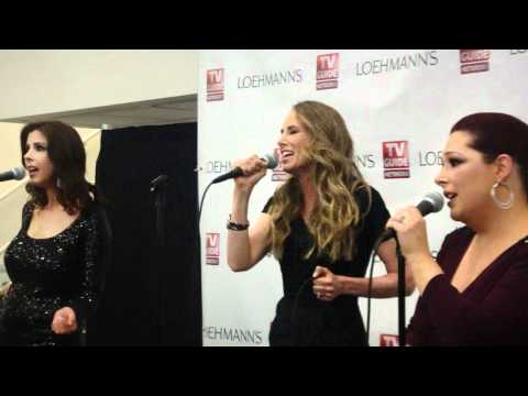 "Wilson Phillips  performing ""Hold On"" live in Los Angeles (4-15-12)"