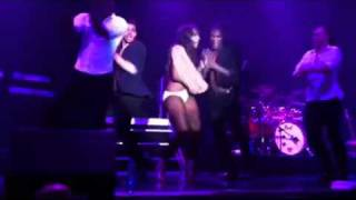 Alexandra burke - All Night Long Live @ The Marquee Cork