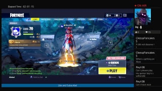 """Fortnite Playing with Subs.  New LTM Mode """"FINAL FIGHT"""""""