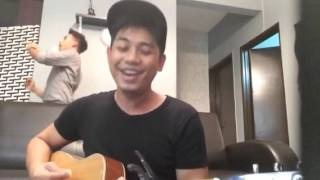 MAGIC! - Rude acoustic cover by Faizul Sany