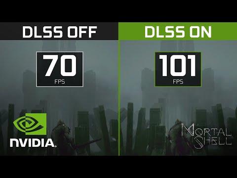 Mortal Shell | 4K NVIDIA DLSS Comparison