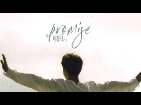 BTS Jimin (지민) - Promise (약속) (Color Coded Lyrics Han/Rom/Eng)