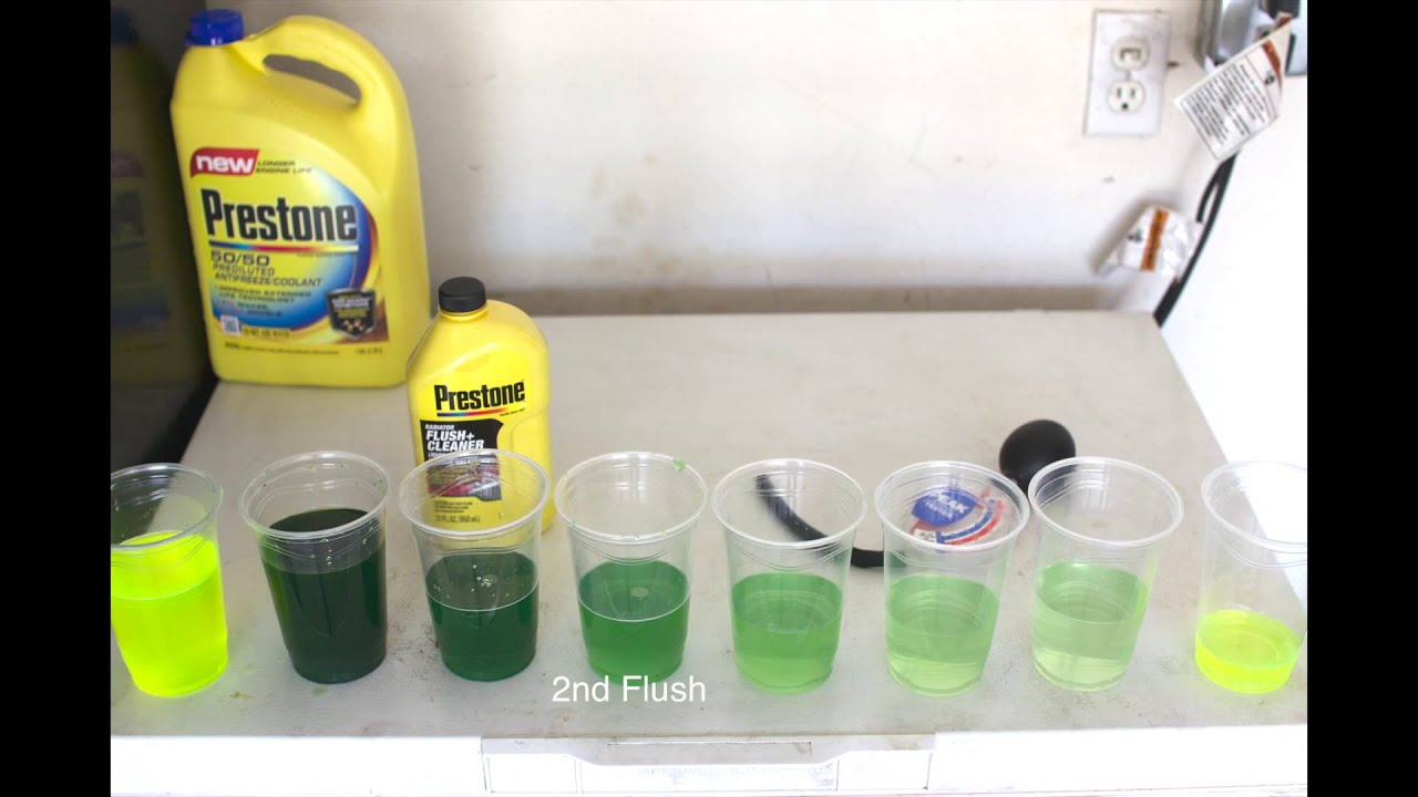 medium resolution of mitsubishi lancer fix coolant flush engine coolant change