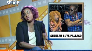ScoopOnScoop: Sheebah Karungi Names her dog after Pallaso