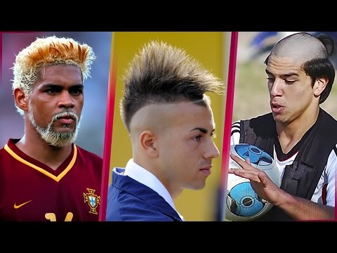 Thumbnail: The 40 Ugliest / Funny And Cool Hairstyles In Football History