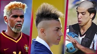 The 40  Ugliest / Funny And Cool Hairstyles In Football History