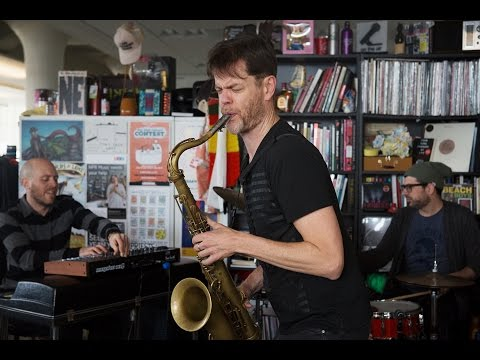 Donny McCaslin: NPR Music Tiny Desk Concert