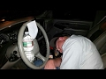 Drunk Guy Passed Out In Car Mcdonalds Drive Thru