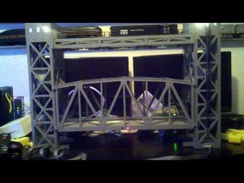 Lionel lift bridge for sale