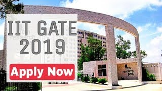 GATE 2019: IIT Madras, Last Date, Eligibility, How to apply.