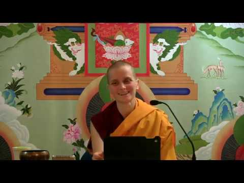 65 Approaching the Buddhist Path: Review of Chapters 4 & 5 12-6-19
