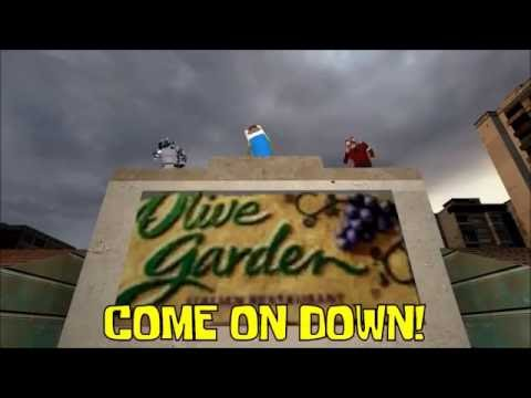 come on down to the olive garden and get your free breadsticks youtube ForCome On Down To The Olive Garden