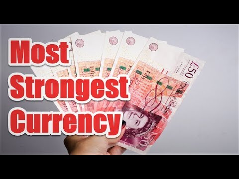 Top 9 Most Strongest Currency In The World