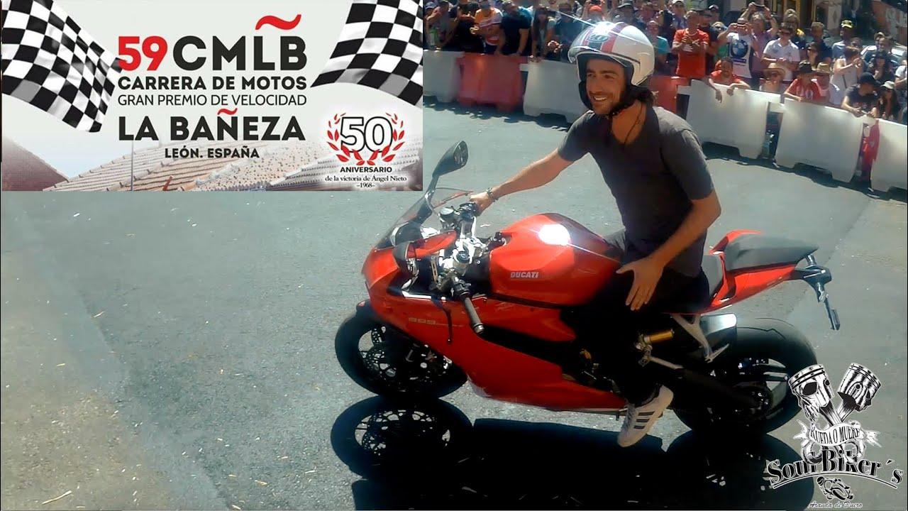 Circuito Urbano La Bañeza : º premio la baÑeza soul biker´s youtube