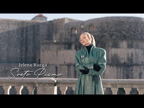 JELENA ROZGA - SVETO PISMO (OFFICIAL VIDEO 2020) HD-4K