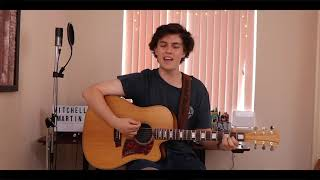 Nothing Breaks Like A Heart - Mark Ronson ft. Miley Cyrus (Cover by Mitchell Martin) Video