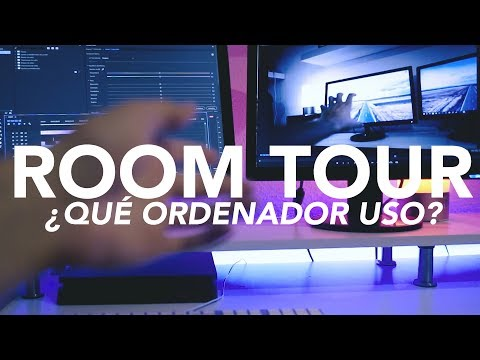 MI ORDENADOR PARA EDITAR FOTOS + ROOM TOUR