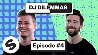 DJ Dilemmas | Would Jonas Aden & Mike Williams perform naked on stage?!