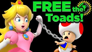 Download Game Theory: Peach's Castle of LIES! (Super Mario Maker 2) Mp3 and Videos