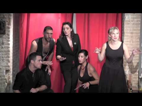 Barcelona Soul Singers 2012 promo