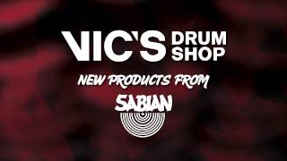 New From Sabian 2017