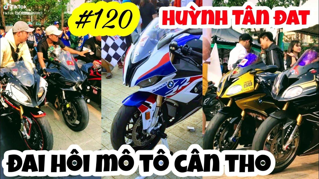 TikTok PKL #120: Đại Hội Mô Tô Cần Thơ Vẫn Cần Hot Lắm !!