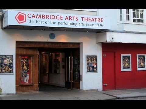 Cultrex Cambridge Tour Stop 2: Arts Theatre