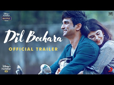 Dil Bechara Official Trailer